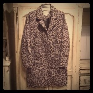 A new day leopard jacket